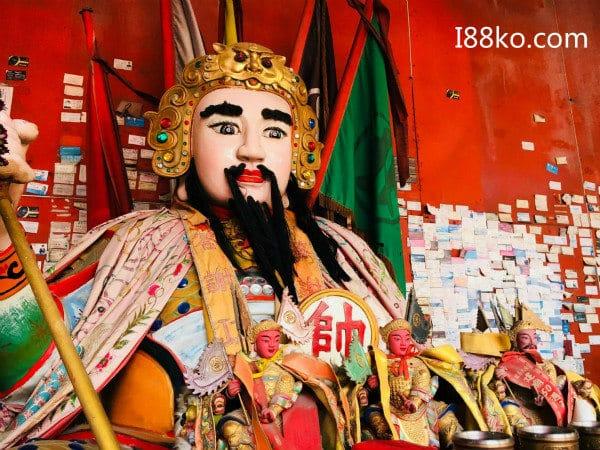 韓信廟台北、韓信廟在哪裡、韓信爺生日、台灣韓信廟、偏財廟推薦
