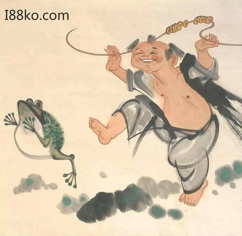 劉海財神廟、金蟾蜍供養、劉海戲蟾、劉海財神、劉海蟾祖師廟
