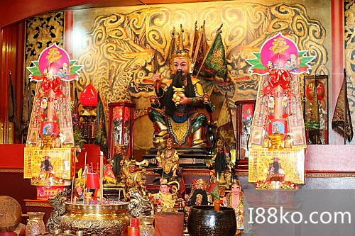 韓信爺由來、韓信廟在哪裡、韓信爺聖誕、偏財要拜什麼、求偏財陰廟
